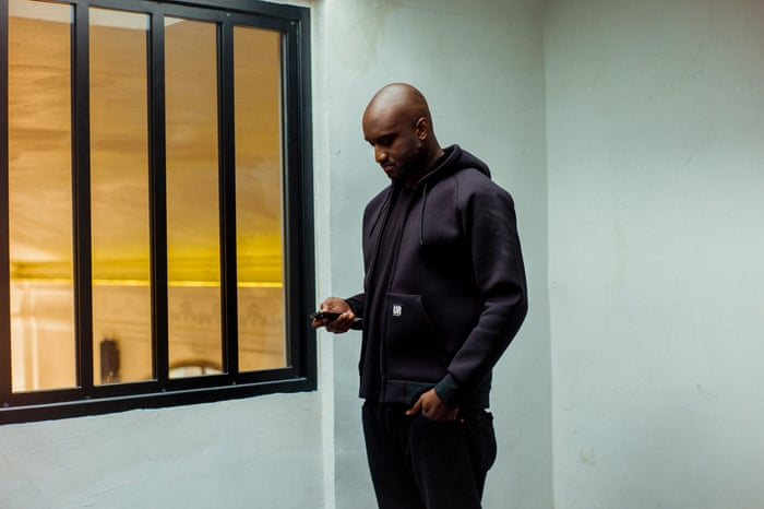 Kanye West collaborator Virgil Abloh   My brand started in the alleys of  the internet  f8c8435ce2