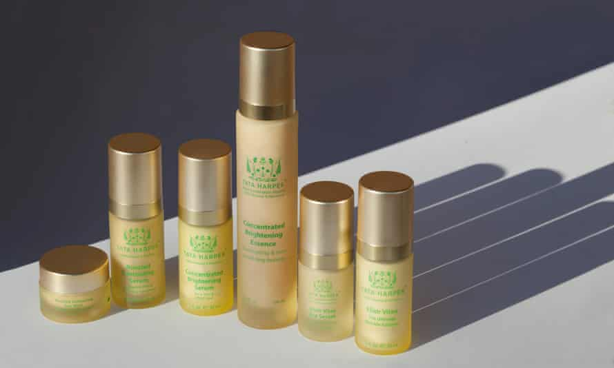 Tata Harper … emphasis on 'natural' products.