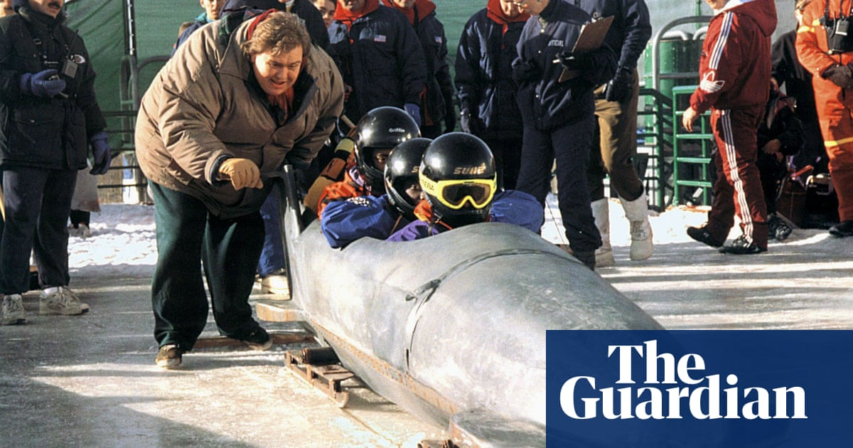 How we made: Cool Runnings, the comedy classic about the Jamaica bobsled team