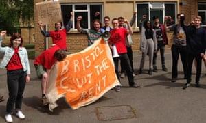Bristol, Cut The Rent - Press publicity image