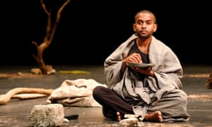 The Prisoner, at the international festival, is inspired by an observation by Peter Brook 'in his days as a global wanderer in search of theatrical truth,' writes Guardian critic Mark Fisher