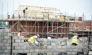 The UK needs more skills in bricklaying, plumbing and roofing.
