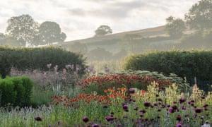 Hauser and Wirth garden, Somerset, designed by Piet Oudolf.
