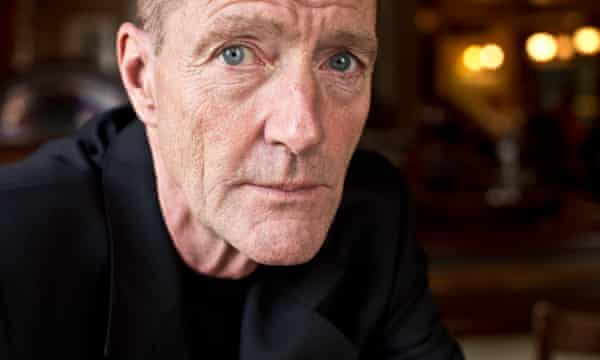 Jack Reacher author, Lee Child.