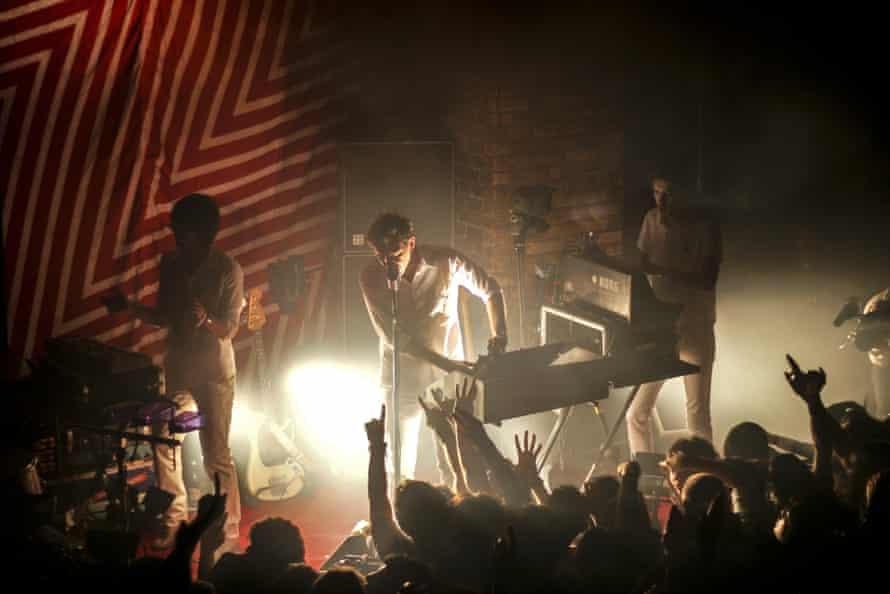 Soulwax. Fabric Nightclub, Farringdon, London. (Photo by: PYMCA/UIG via Getty Images)