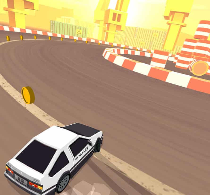 10 Of The Best Racing Games For Android Iphone And Ipad Games The Guardian