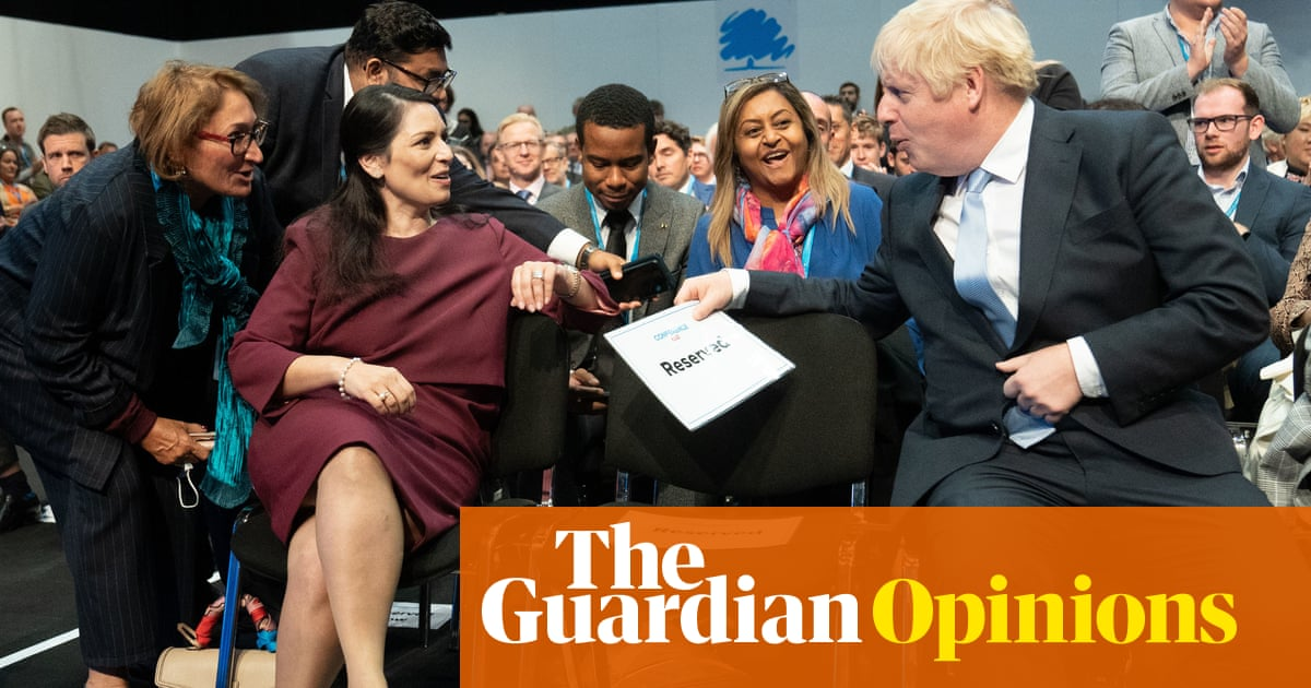 The Tories are cheering the voyage to a Brexit promised land that doesn't exist
