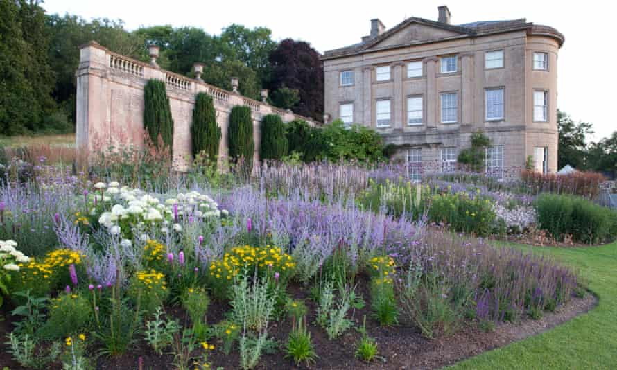 'Nature kept me going during lockdown': the American Museum, near Bath.