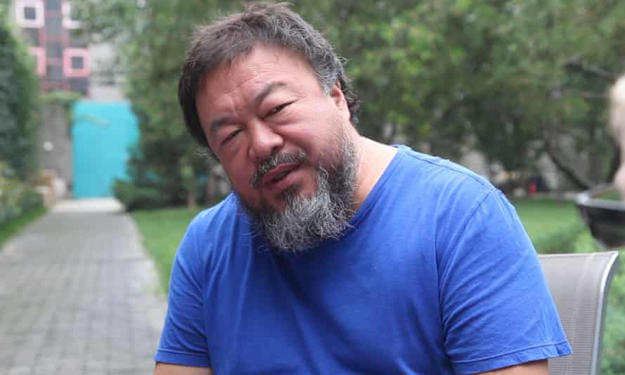 WW CH Courtyard 02 (1) UK Premiere of AI WEIWEI: YOURS TRULY at Raindance, 28th September A film by Cheryl Haines