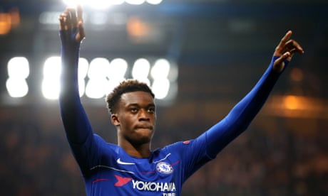 Callum Hudson-Odoi signs new Chelsea contract to 2024