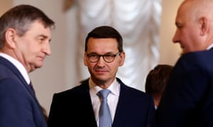 The reshuffle by Mateusz Morawiecki comes as the Polish government remains under pressure from Brussels over its move to control over the country's justice system.