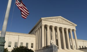 The supreme court in Washington DC. Planned Parenthood has said that if the law stands, Arkansas would be the only state where women would not have access to two drugs that end early-stage pregnancies.