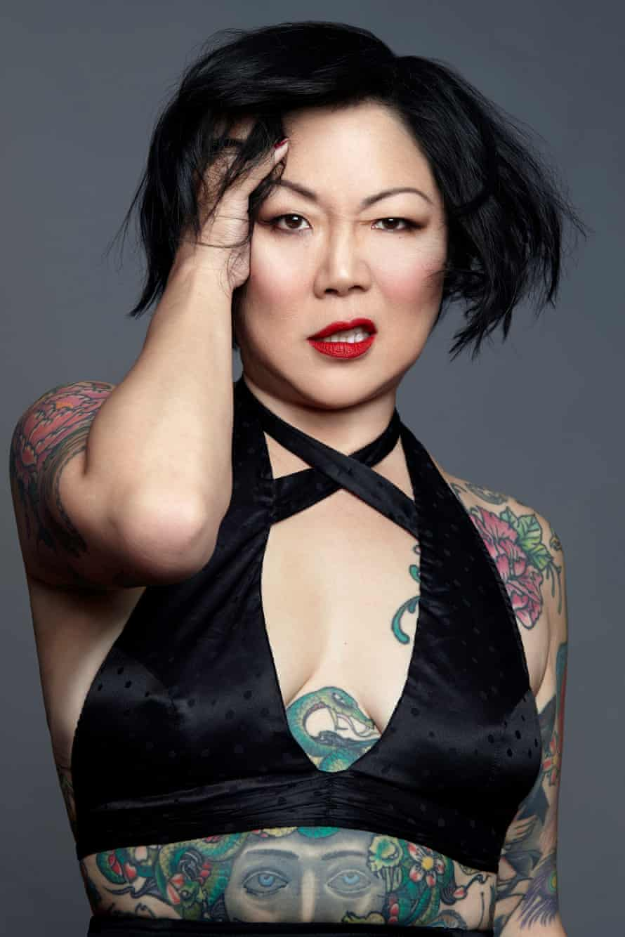 Helping others overcome their shame … Margaret Cho.
