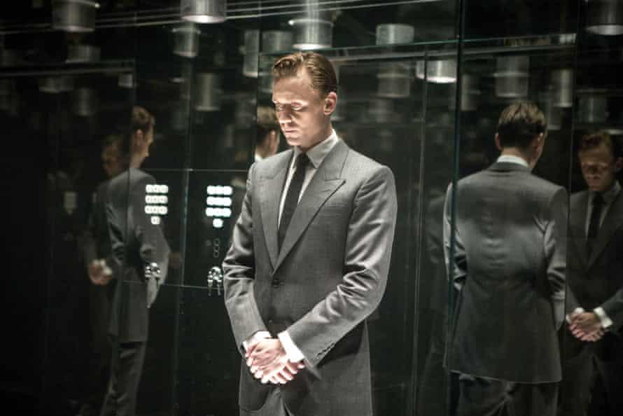 Tom Hiddleston stars as the antihero of High-Rise.