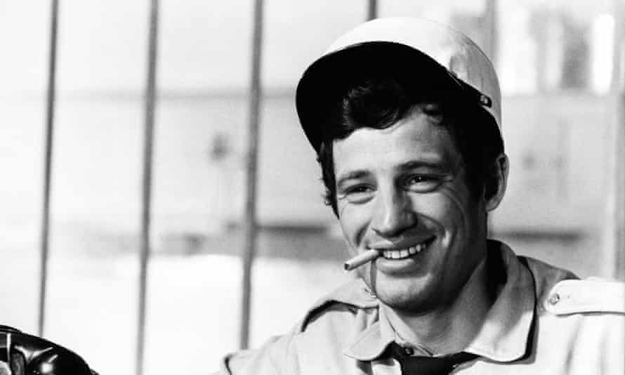 Jean-Paul Belmondo: 'The most effective cigarette-mouther since time began,' according to a New York Times reviewer.
