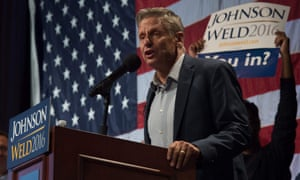 Libertarian presidential candidate Gary Johnson, who did not win the required 15% national polling average needed to participate in the debates, accused the Commission on Presidential Debates of attempting to 'silence the candidate preferred by … millions of Americans'.