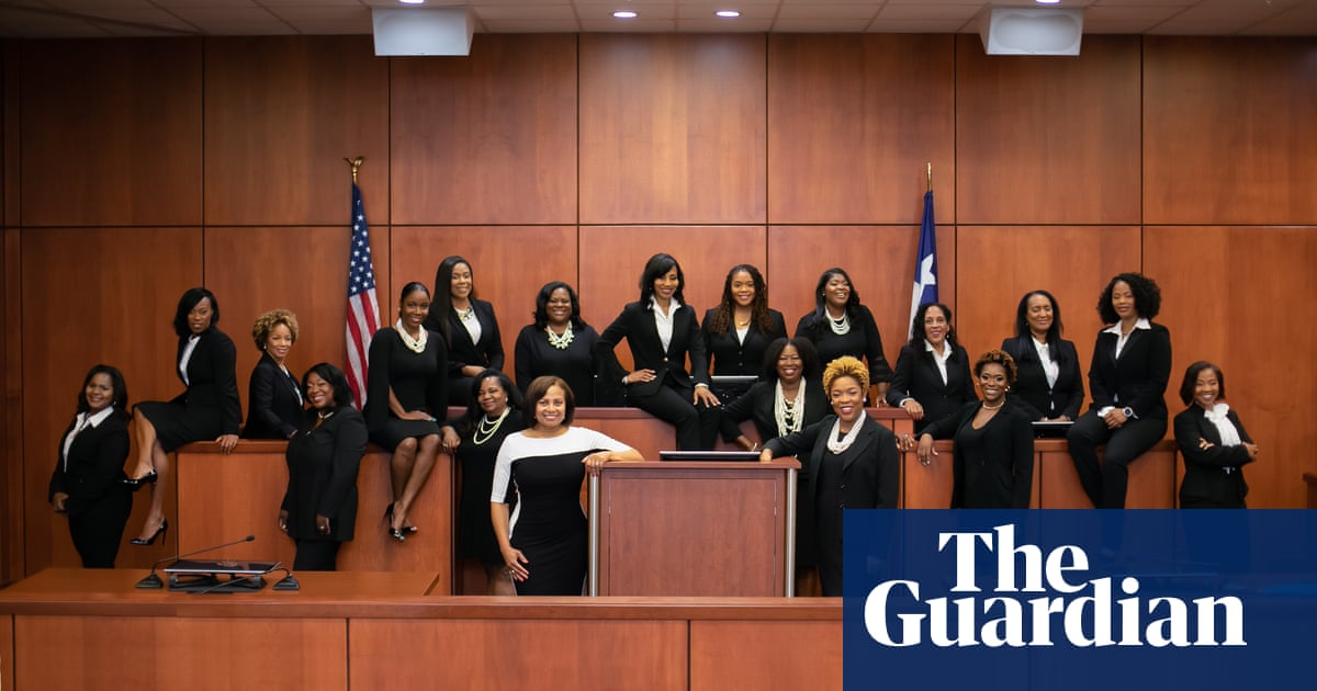 'Black girl magic': 19 black women ran for judge in Texas county – and all 19 won