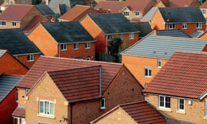 A picture of a UK housing estate