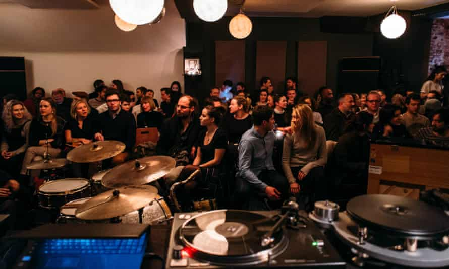 Played Twice sessions at Brilliant Corners in Dalston, east London