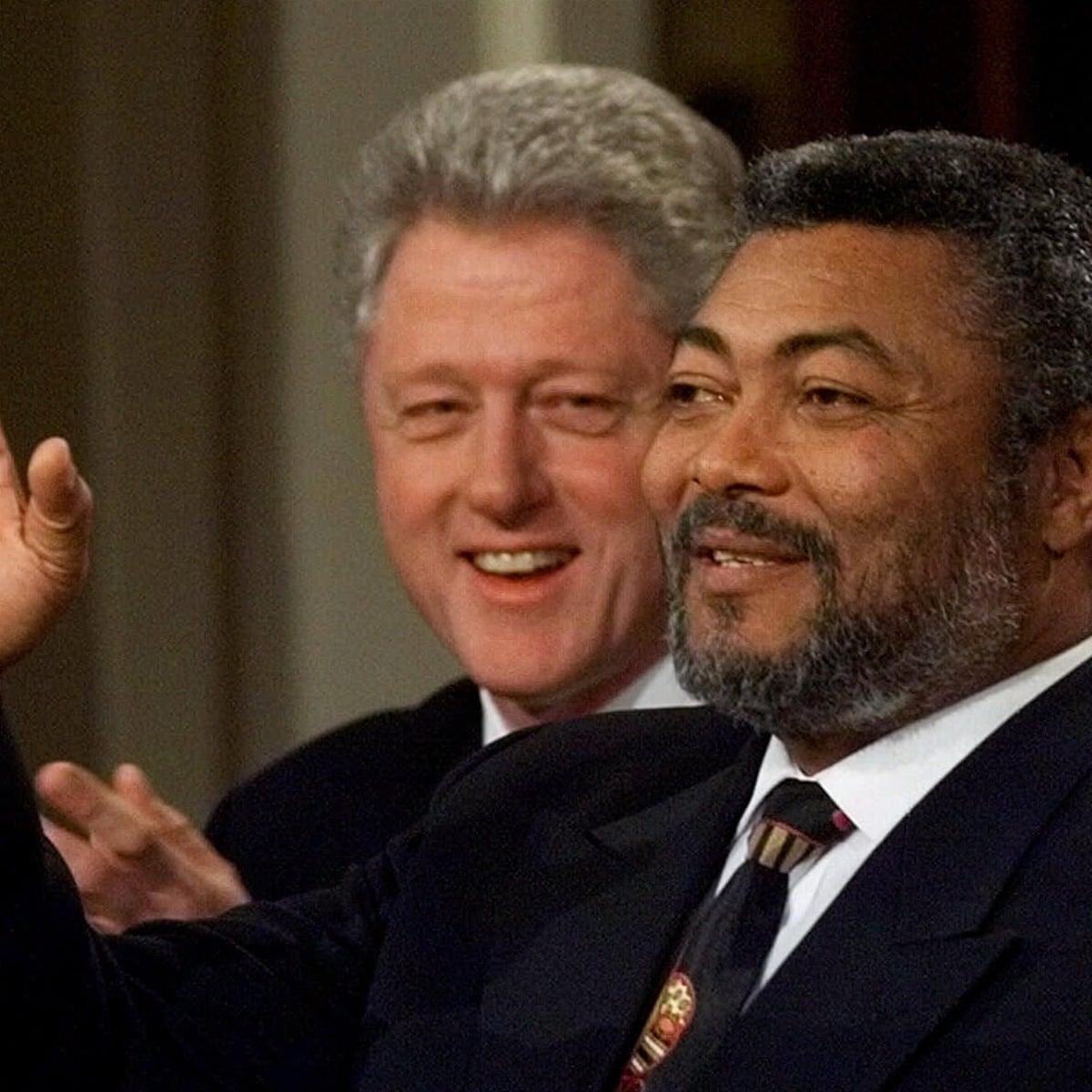 Jerry Rawlings obituary | World news | The Guardian