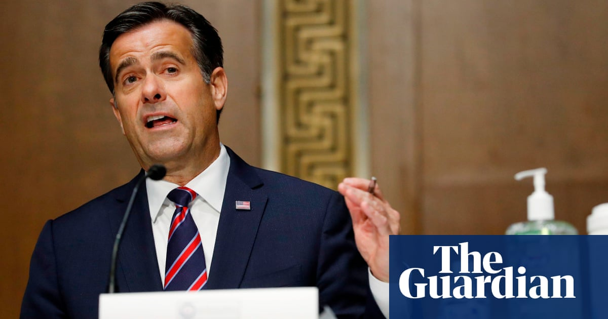 Outcry as US intelligence stops in-person reports to Congress on election security – The Guardian
