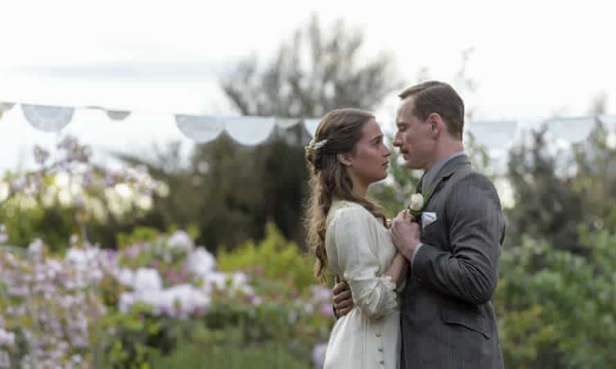 'Mesmerising in her misery': Alicia Vikander and Michael Fassbender in The Light Between Oceans