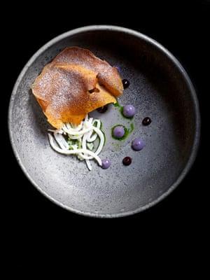 Squid dish at Tørst.