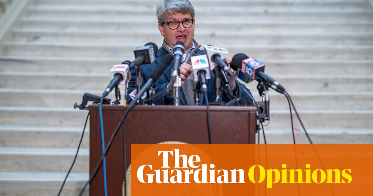 Dear President Trump: election officials are facing death threats on your watch | Gabriel Sterling