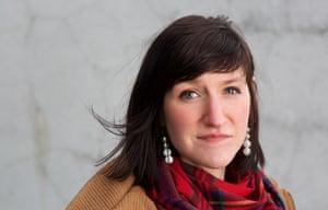 Artist turned writer Sara Baume
