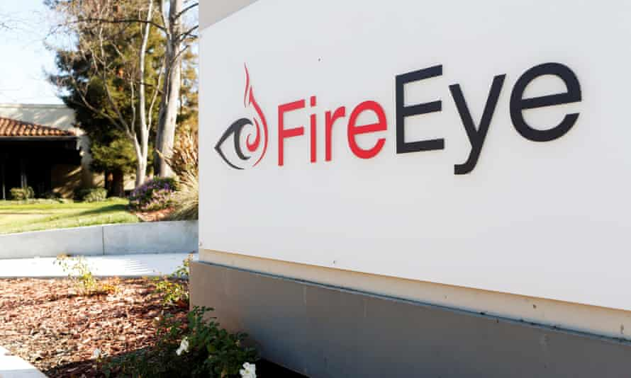 fire eye office sign