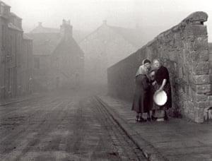 Foggy day, Dundee, 1959
