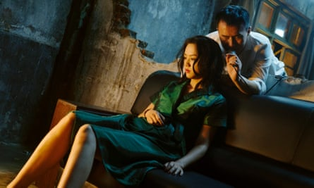 Artful … a scene from A Long Day's Journey Into Night by Bi Gan.