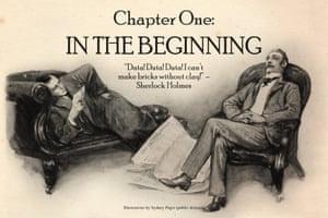 Sherlock gallery: In the Beginning