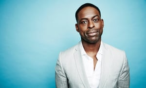 Sterling K Brown: 'My mom will often ask me how some of the characters I play glorify God'