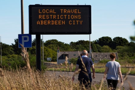New lockdown travel restrictions are in place