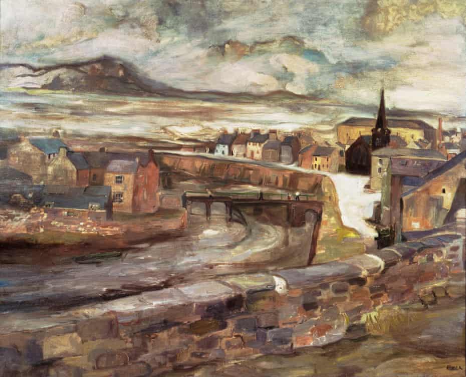 Maryport, Cumbria (1965) by Sheila Fell