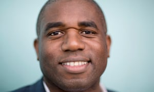 David Lammy, Labour MP for Tottenham