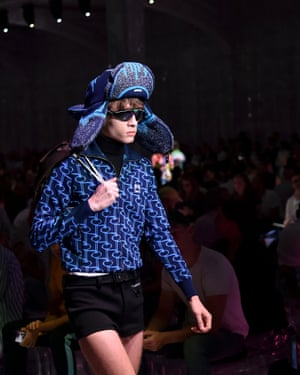 Prada spring/summer 2019 menswear Milan