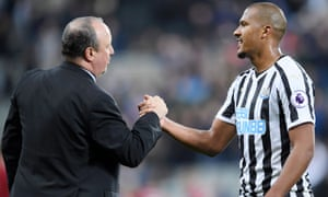 Rafael Benítez wants to secure Salómon Rondón on a permanent deal after the Venezuelan forward scored 12 goals while on loan from West Brom.