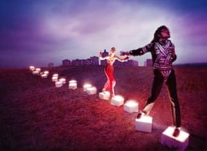 An Illuminating Path by David LaChapelle 1998