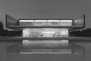 Silvestre Arquitectos: Aluminium House, Madrid, Spain, 2016
