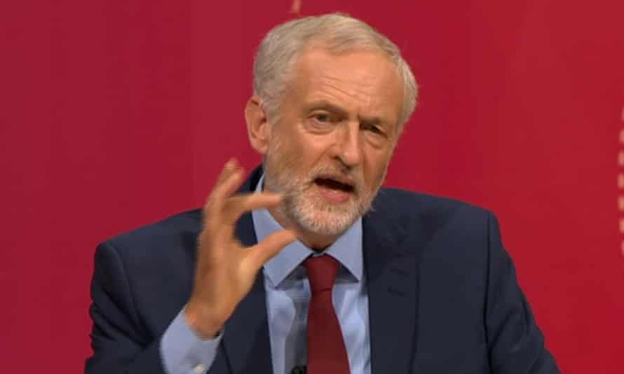 Jeremy Corbyn was invited to Israel by Isaac Herzog, leader of the country's Labour party