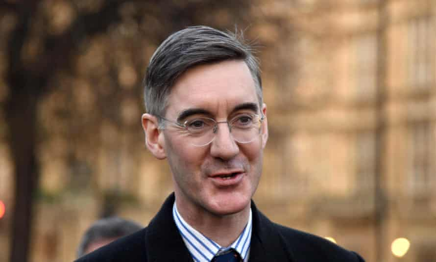 Tory MP Jacob Rees-Mogg is among those who are still calling for the PM to resign.