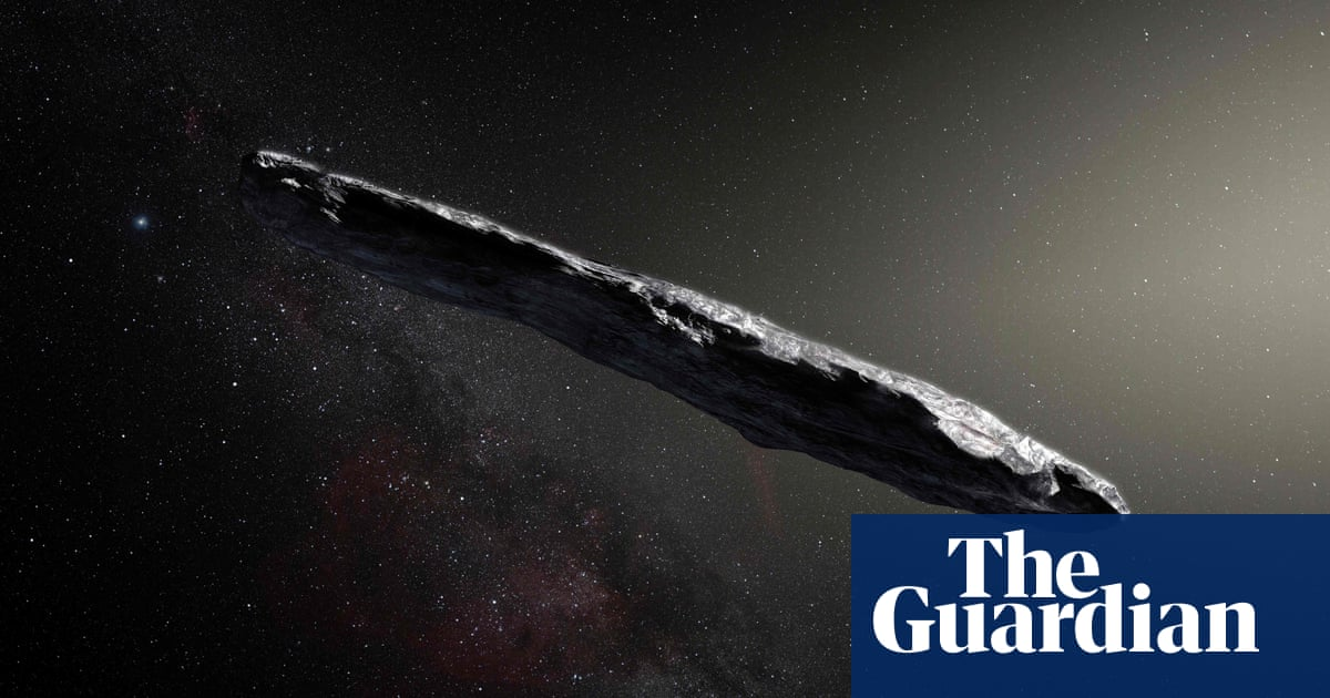 Do Scientists Really Think Oumuamua Is An Alien Spaceship