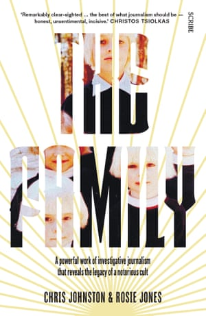 Cover image for The Family by Chris Johnson and Rosie Jones