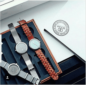 Boom watch collection