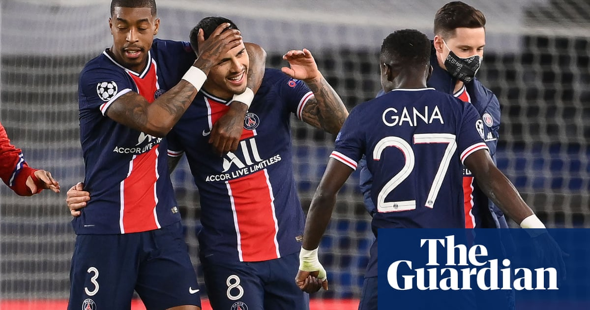 PSG hold nerve to see off Bayern Munich despite Choupo-Moting goal