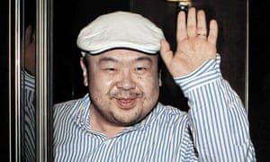 Kim Jong-nam in 2010 in Macau.