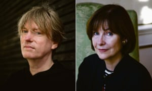 Michel Faber and Posy Simmonds