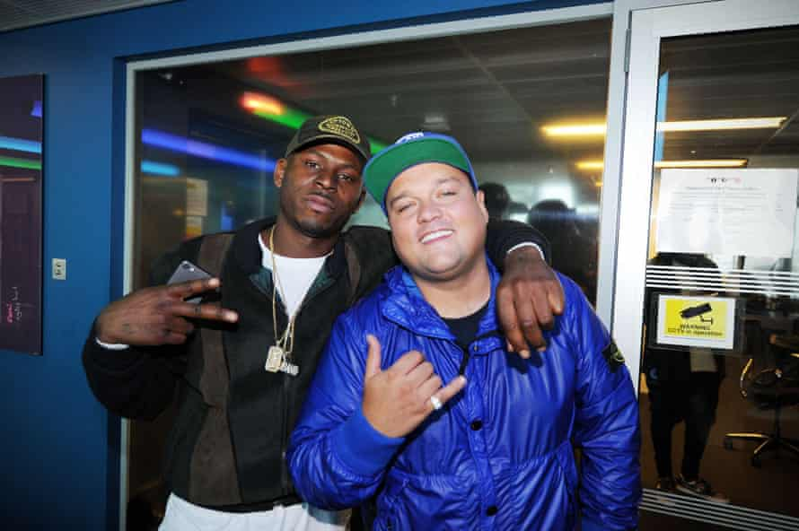 Prepare the booth! Fekky with Charlie Sloth.